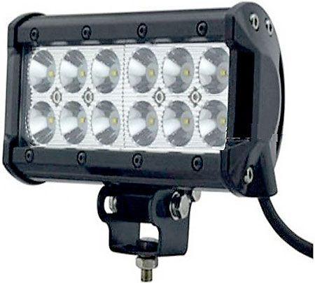 Pracovní světlo LED rampa 10-30V/36W l=16,7cm