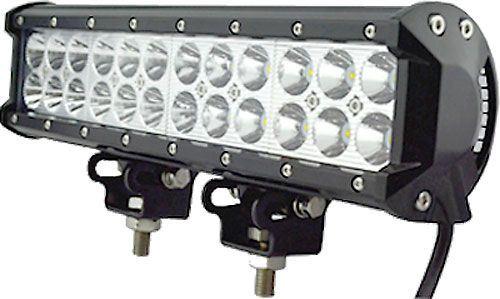 Pracovní světlo LED rampa 10-30V/72W l=30cm