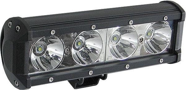 Pracovní světlo LED rampa 10-30V/40W, dálková - malá prasklina