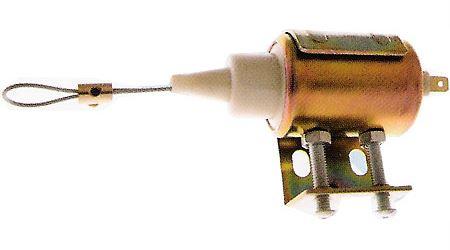 Elektromagnet 12V s lankem a očkem