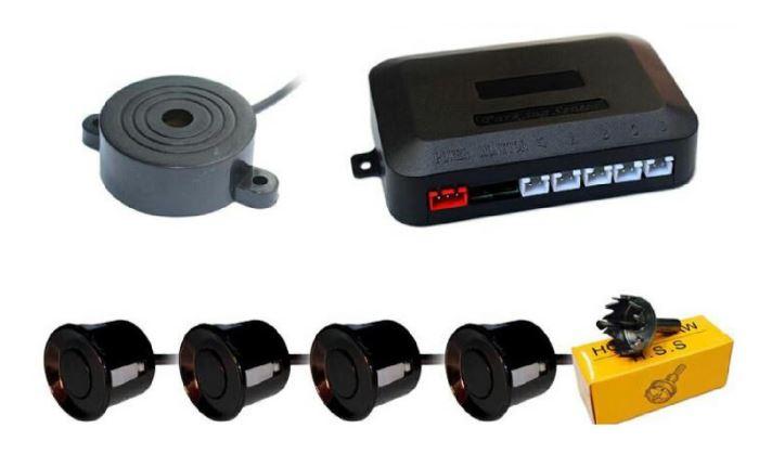 Parkovací senzory  akustický
