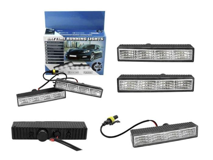 Světla pro denní svícení DRL NSSC 540 4 x SMD LED 12/V