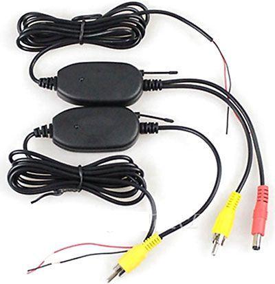 Bezdrátový vysílač a přijímač 2,4GHz pro couvací kamery CL-24