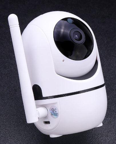 IP kamera WiFi CMOS 1080P vnitřní, rotující