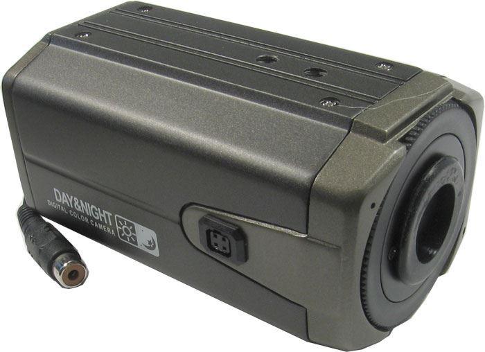 Kamera CCD 700TVL CP-501W2, bez objektivu, se zvukem DOPRODEJ