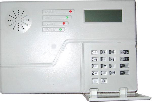 Zabezpečovací ústředna HD805 - , neznámý stav