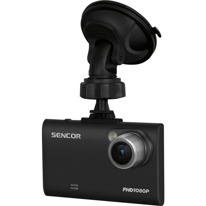 Minikamera do auta se záznamem, SCR 2100 FHD SENCOR