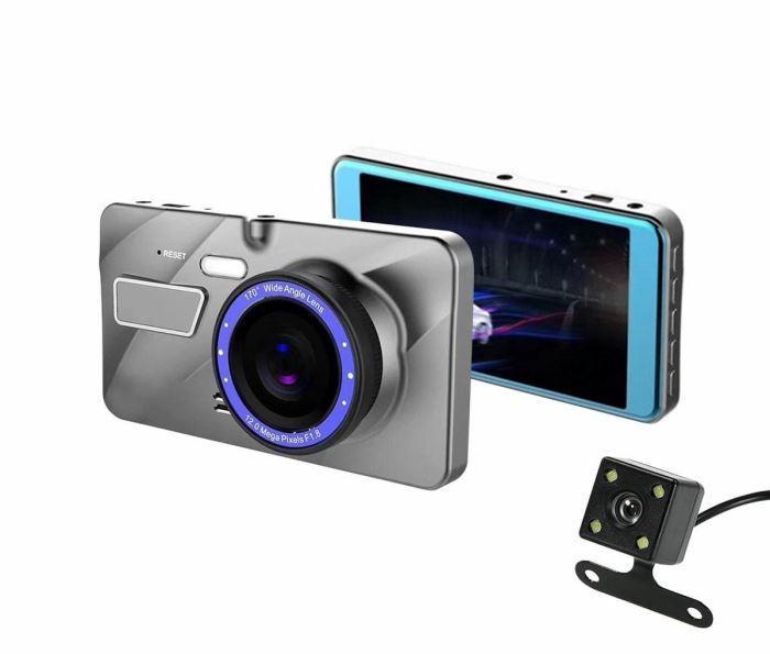 Kamera do auta se záznamem  a s parkovací kamerou