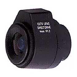 Objektiv CS 4mm s automatickou clonou