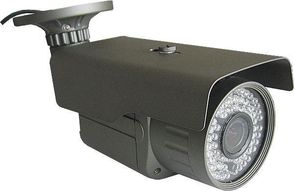 Kamera CCD 800TVL YC-72W4, zoom 2,8-12mm, OSD