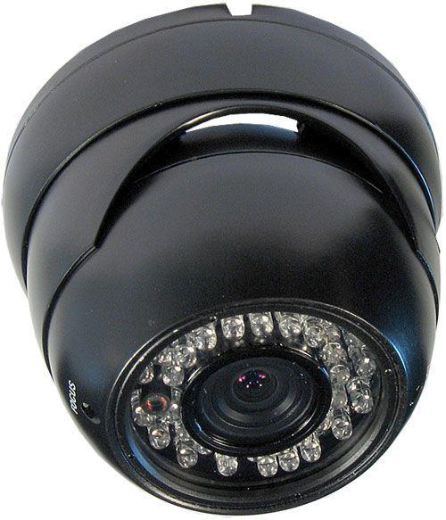 Kamera CCD 800TVL DP-903W, objektiv 2,8-12mm DOPRODEJ