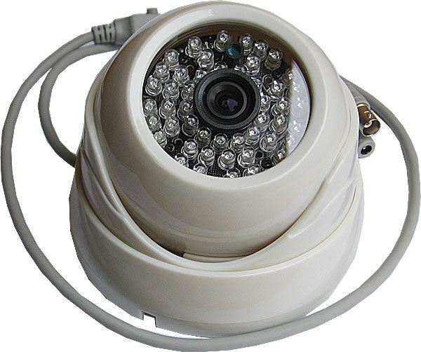 Kamera CCD 800TVL DP-535W4, objektiv 3,6mm