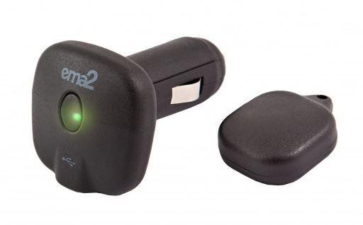 Electronic Micro Alarm EMA2, GSM s klíčenkou