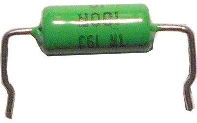 100R TR193, rezistor 1W metaloxid