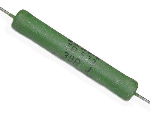 10k TR523, rezistor 6W