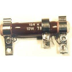100R TR649, rezistor 10W drátový s odbočkou
