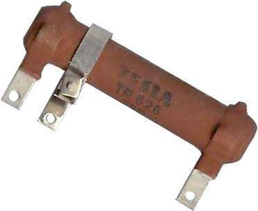 82R TR626, rezistor 10W drátový s odbočkou