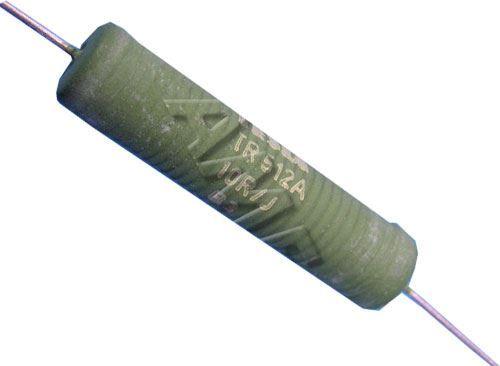 15R TR512A, rezistor 15W drátový