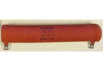 39R TR619, rezistor 50W drátový