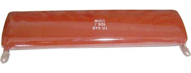 10k TR648, rezistor 100W drátový