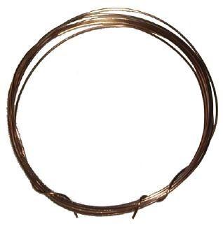 Odporový drát MANGANIN 55,4ohm/m, prům 0,1mm 140°C