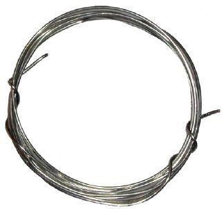 Odporový drát NIKROTHAL80 1,38ohm/m, průměr 1,0mm 1200°C,