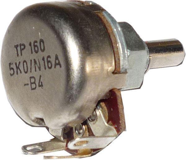 5k0/N TP160 16A, potenciometr otočný