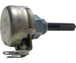 500R/N TP160 25B, potenciometr otočný