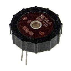 100R/N TP210, potenciometr otočný