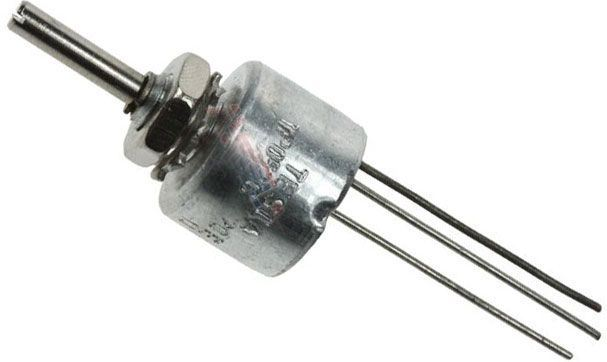 390R/N TP052C 20E, potenciometr otočný cermetový