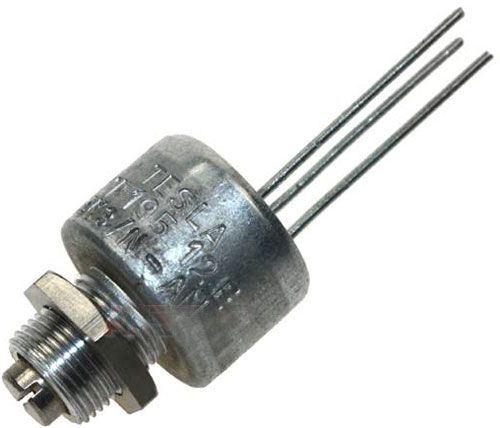 68k/N TP195 12E, potenciometr otočný cermetový
