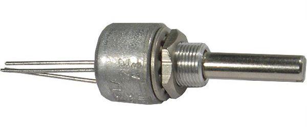 1M0/N TP195 32E, potenciometr otočný cermetový
