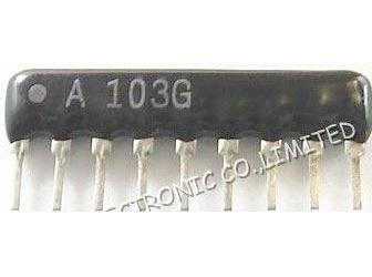 Odporová síť A103G, odpory 10kohm
