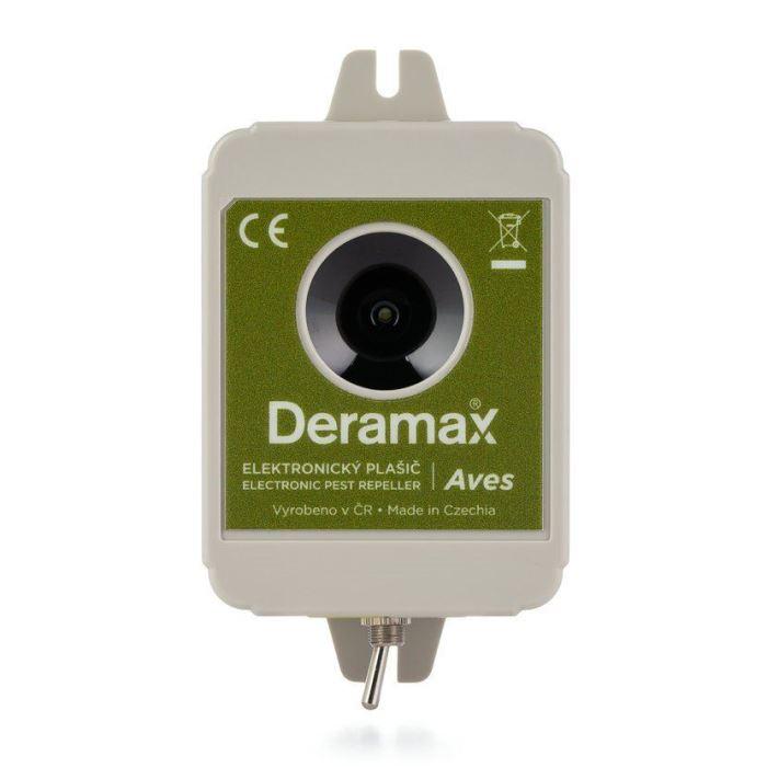 Odpuzovač divoké zvěře - ultrazvukový DERAMAX-LEON