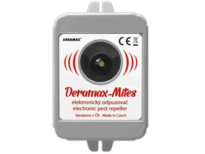 Odpuzovač roztočů - ultrazvukový DERAMAX-Mites