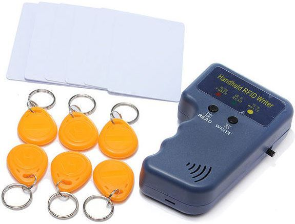 Kopírka RFID čipů 125kHz