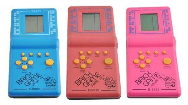 Legendární Hra Tetris
