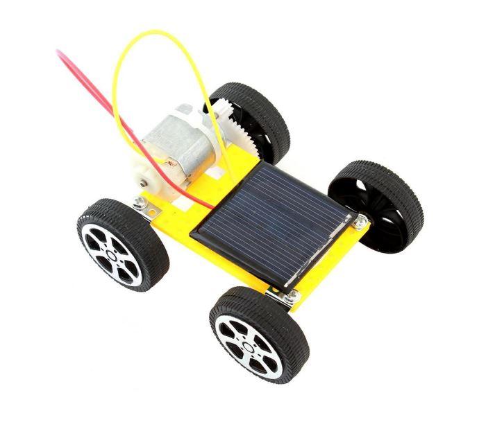 Solární stavebnice - autíčko
