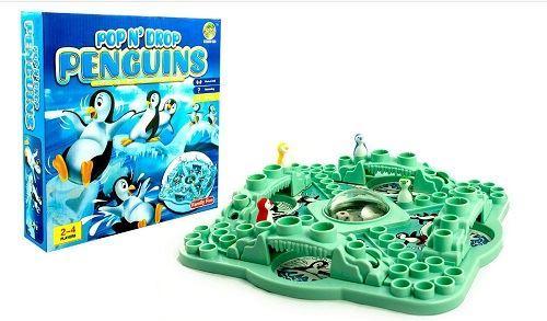 Desková hra, tučňáci