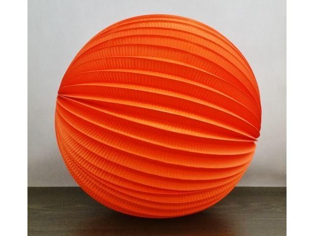 Lampion 30cm, různé barvy