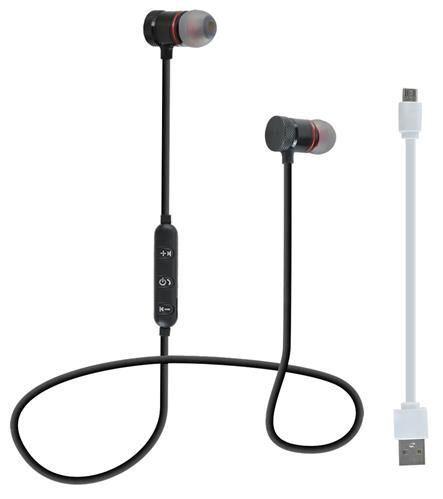 Bluetooth sluchátka černé