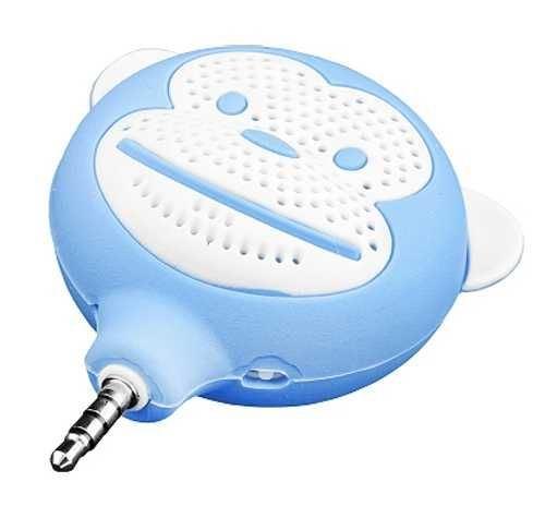Reproduktor přenosný MONKEY LTC TEL056 modrý