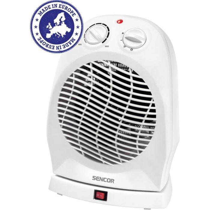 Teplovzdušný ventilátor, teplomet SFH 7051WH SENCOR