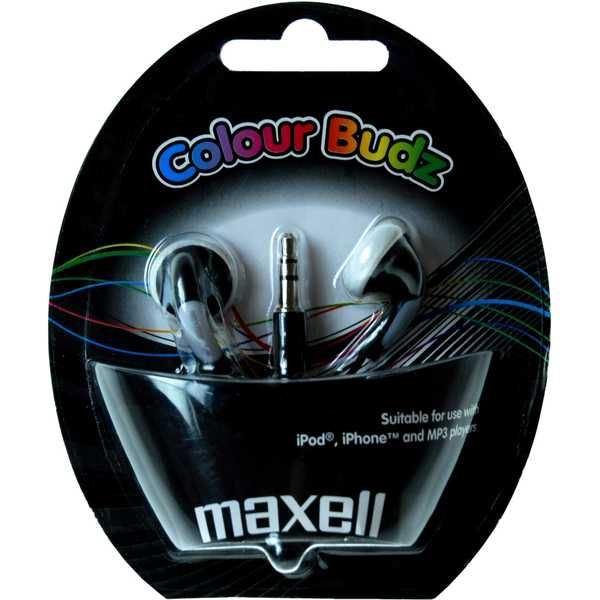 COLOUR BUDZ BLACK SLUCH. 303483 MAXELL