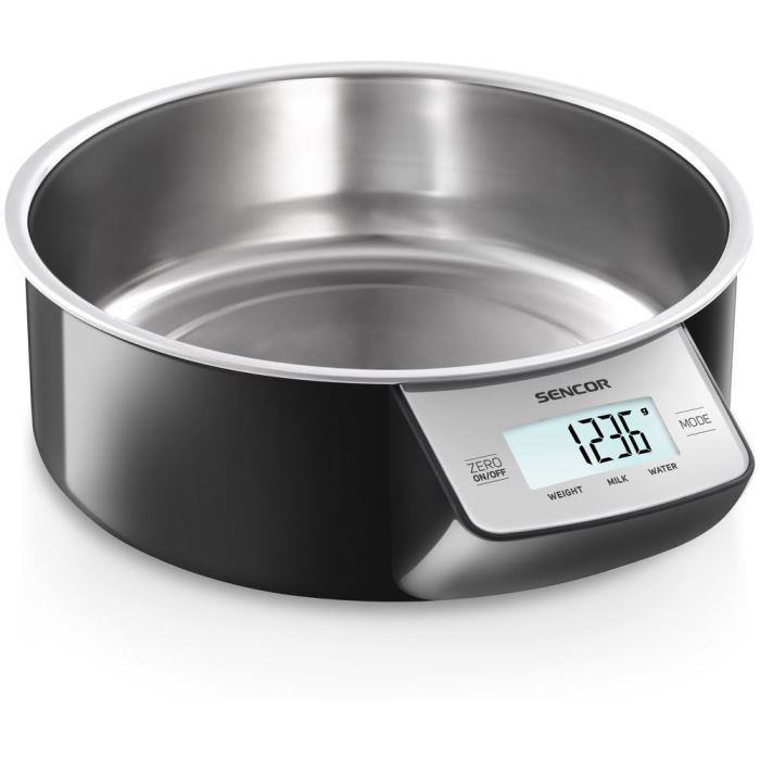 Kuchyňská váha SKS 4030BK SENCOR