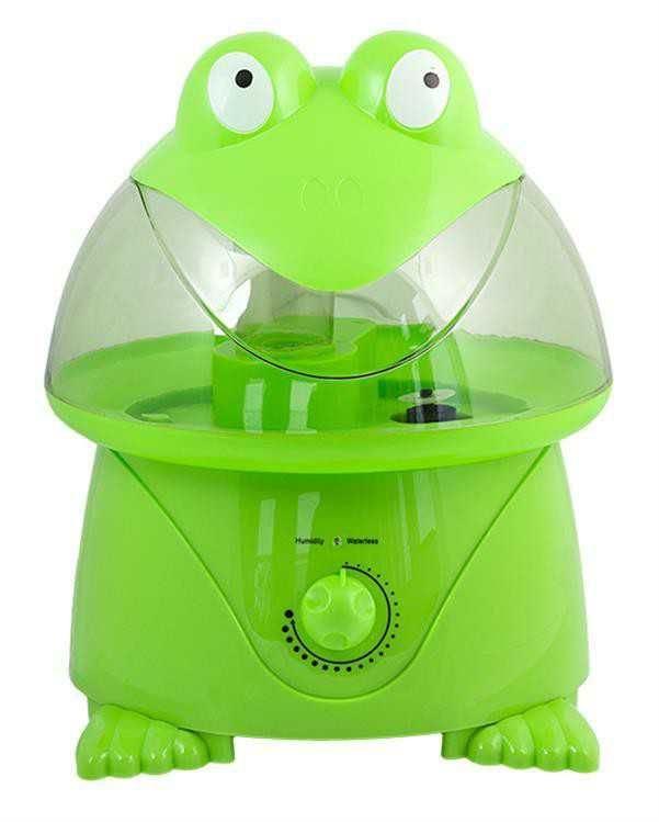 Zvlhčovač vzduchu - žába