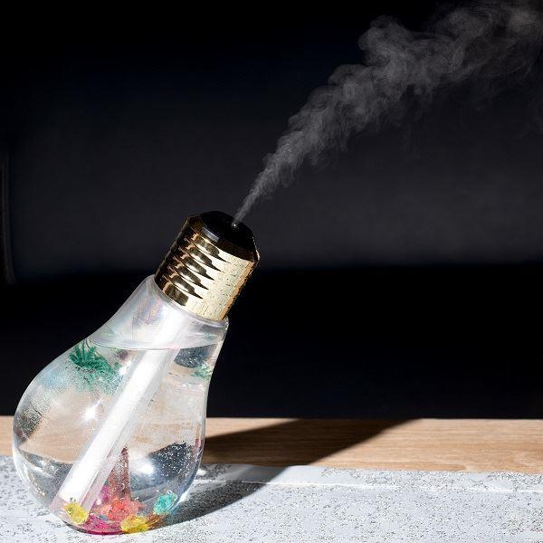 KIK KX7433 LED zvlhčovač vzduchu v podobě žárovky