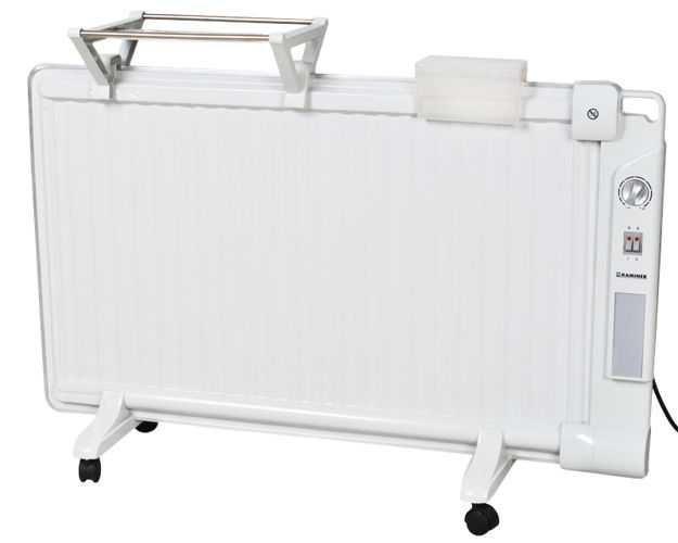 Olejový radiátor 2000W, KAMINER