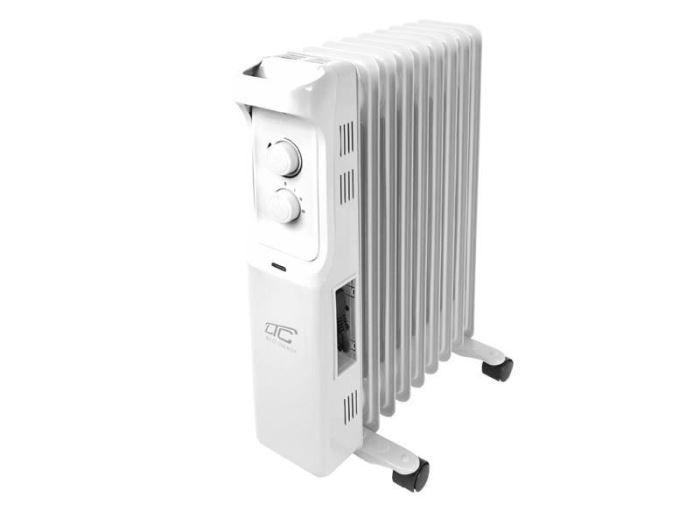 Olejový radiátor 2000W, 9 žeber, LTC