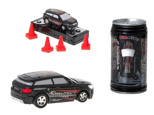 RC auto mini 9020B 2,4 GHZ, černé